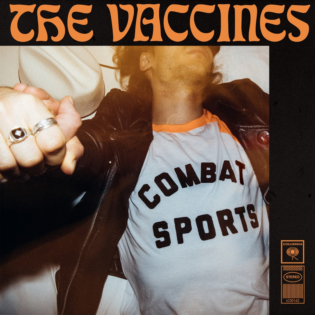 The Vaccines - Combat Sports (HD Album Art)