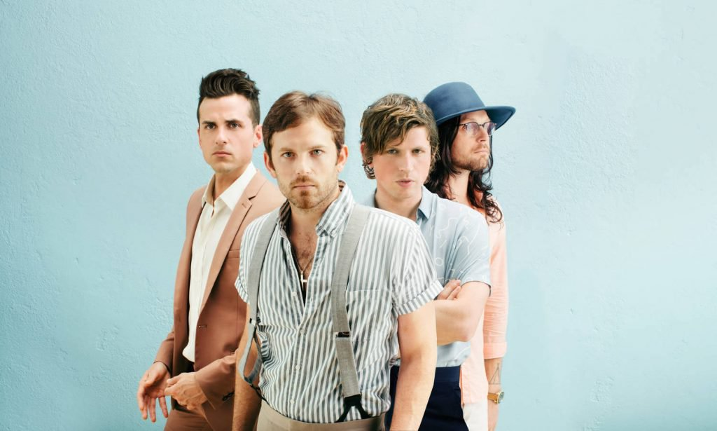 Kings of Leon band image