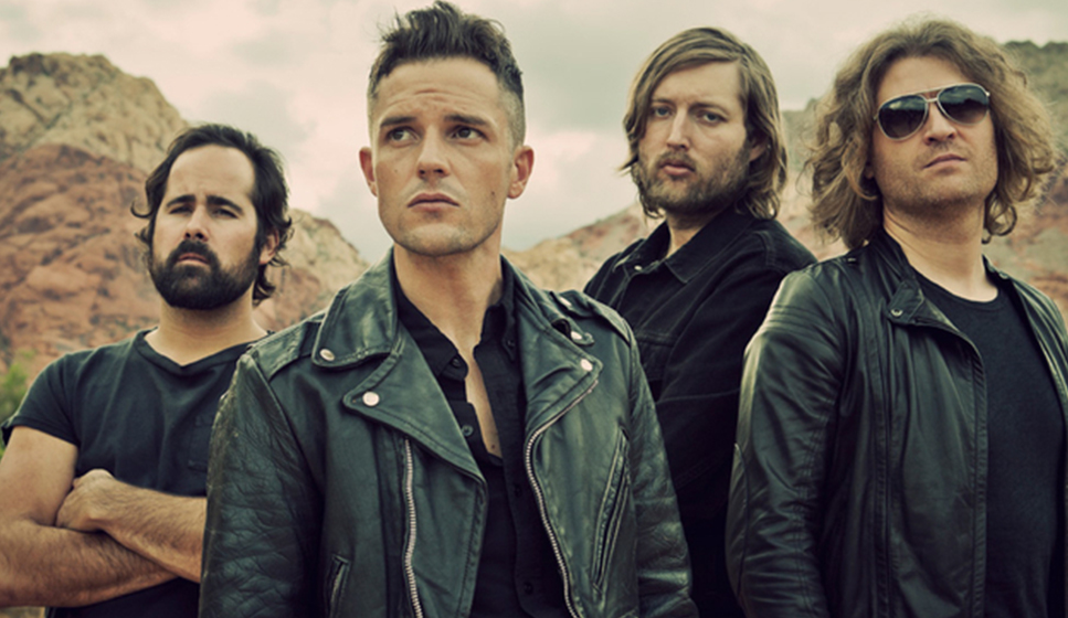 The Killers - HD band image
