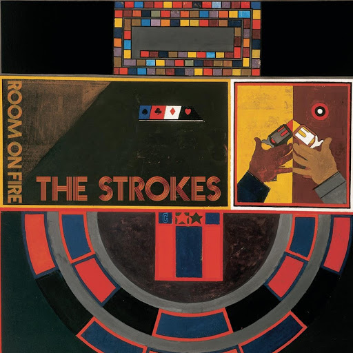 The Strokes - Roome On Fire