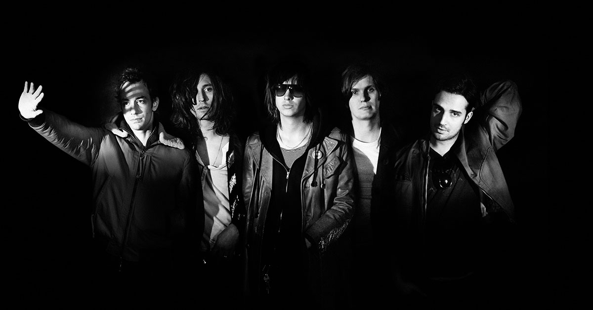 The Strokes (HD BAND IMAGE)
