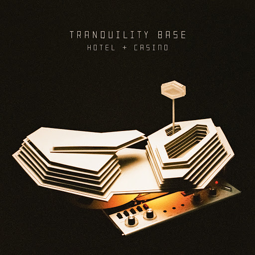 Arctic Monkeys - Tranquility Base Hotel & Casino Album Art (2018)