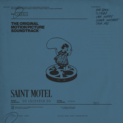 Saint Motel Album Art The Original Motion Picture Soundtrack Pt. 1